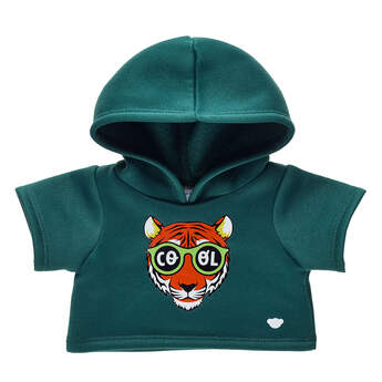 Cool Tiger Hoodie - Build-A-Bear Workshop®