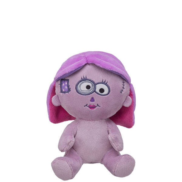Feed your friendship with this Build-A-Bear Buddies™ Frightfully Fun Girl. 1 serving of this adorable furry friend contains 100% of your daily allowance of love, hugs, smiles, friendship and adventure.