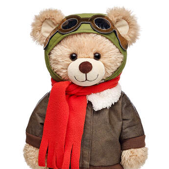 Online Exclusive Flying Ace Pilot Outfit - Build-A-Bear Workshop®
