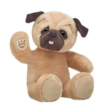 Online Exclusive Love Pug - Build-A-Bear Workshop®