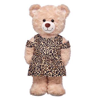 Leopard Dress - Build-A-Bear Workshop®
