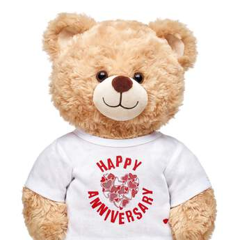 Happy Anniversary T-Shirt - Build-A-Bear Workshop®