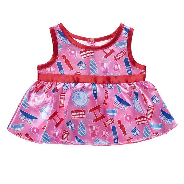 London Icons Dress, , hi-res