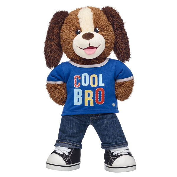 """Cool Bro"" Playful Pup Gift Set, , hi-res"
