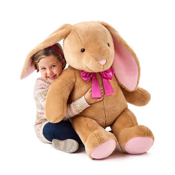 Online Exclusive Jumbo Pink Bow - Build-A-Bear Workshop®