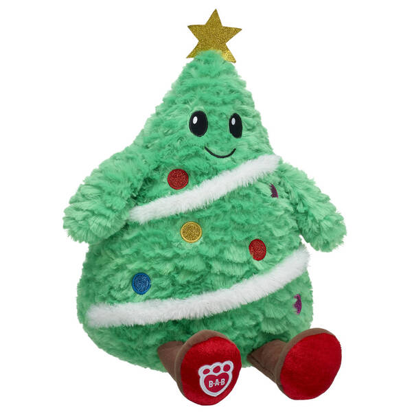 Online Exclusive Christmas Pine Tree - Build-A-Bear Workshop®