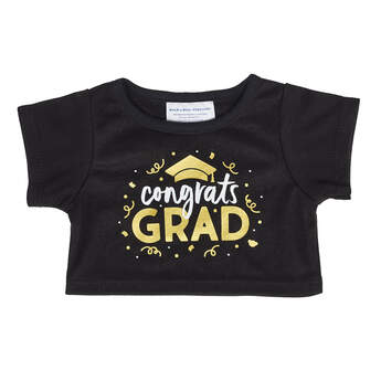 Congrats Grad T-Shirt - Build-A-Bear Workshop®