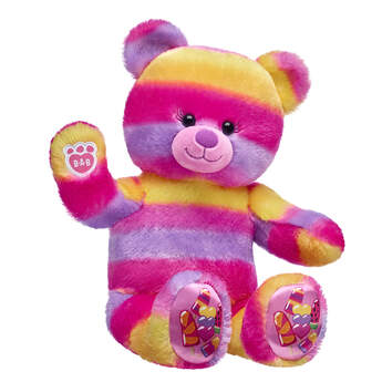 Tropical Popsicle Bear - Build-A-Bear Workshop®