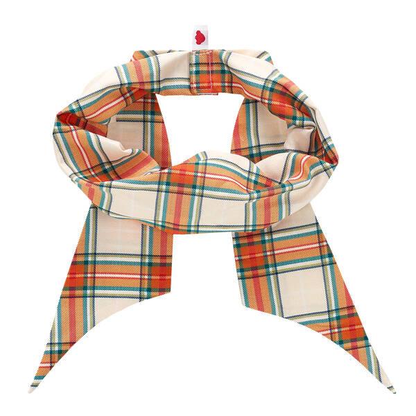 Online Exclusive Plaid Blanket Scarf - Build-A-Bear Workshop®