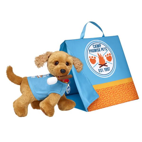 Promise Pets™ Copper Golden Retriever Camping Gift Set, , hi-res