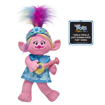 DreamWorks Trolls Poppy Ukulele Gift Set with Sound, , hi-res