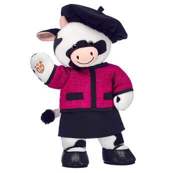 Online Exclusive Parisian Cow Gift Set, , hi-res