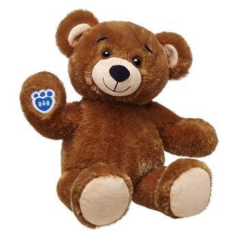 The official mascot of Build-A-Bear Workshop®, Bearemy is all about making friends. With the B-A-B logo on his front paw, Bearemy's smile and friendly face are always a welcome sight! Outfit Bearemy with a wide range of clothing and accessories for the perfect personalized gift.