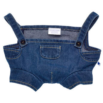 Otto Overalls - Build-A-Bear Workshop®