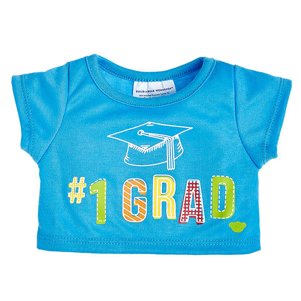 #1 Grad T-Shirt, , hi-res