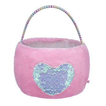 Flip Sequin Easter Basket - Build-A-Bear Workshop®