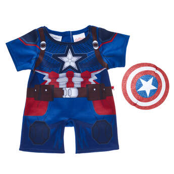 Captain America Costume - Build-A-Bear Workshop®