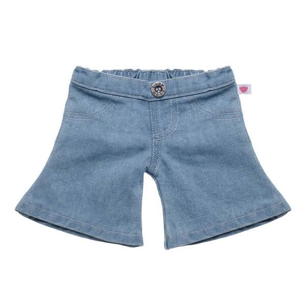 Online Exclusive Denim Flare Jeans - Build-A-Bear Workshop®