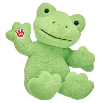 Online Exclusive Spring Green Frog - Build-A-Bear Workshop®