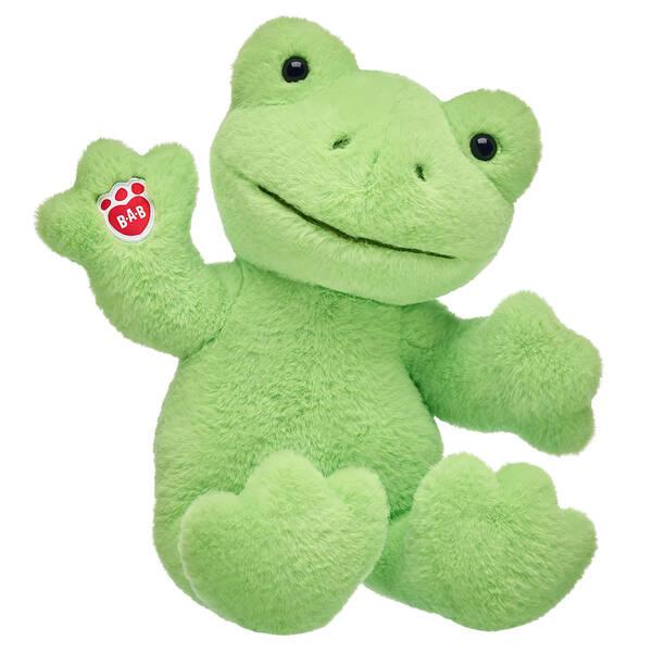 Spring Green Frog - Build-A-Bear Workshop®