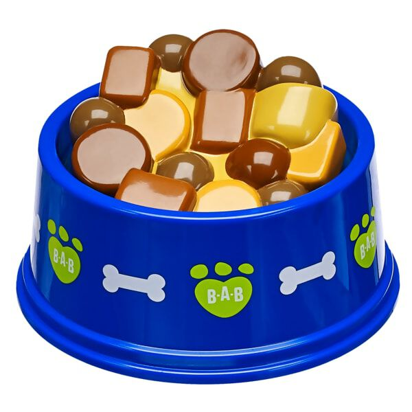 Promise Pets™ Blue Food & Water Bowl, , hi-res