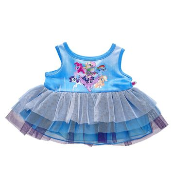 MY LITTLE PONY Tiered Tulle Dress, , hi-res