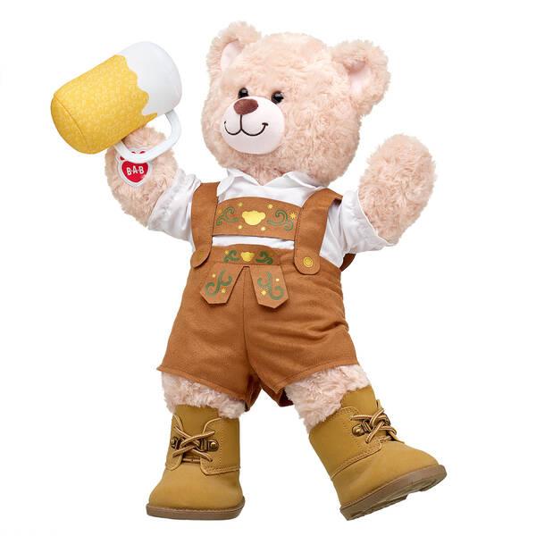 Online Exclusive Happy Hugs Teddy OktoBEARfest Gift Set, , hi-res