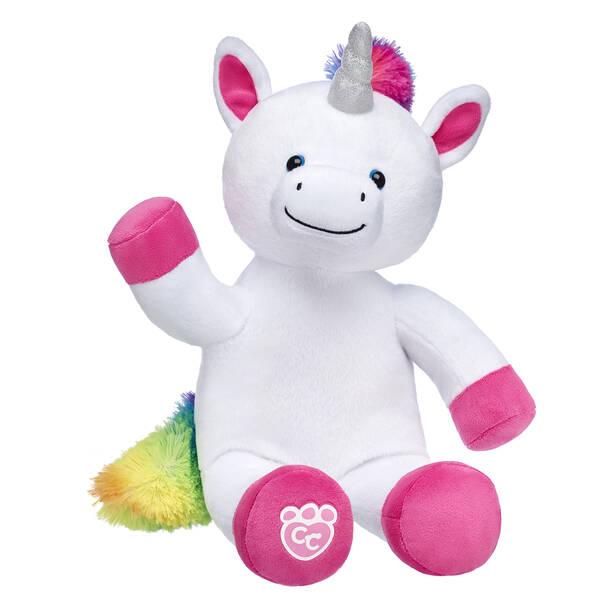 Condo Cubs Rainbow Unicorn - Build-A-Bear Workshop®