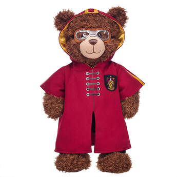 GRYFFINDOR™ House QUIDDITCH™ Costume - Build-A-Bear Workshop®