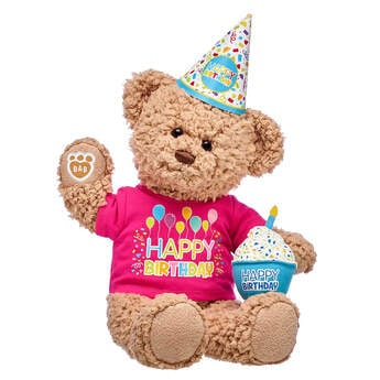 Timeless Teddy Birthday Party Gift Set, , hi-res