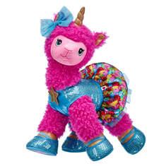 Pink Sparkle Llamacorn Gift Set, , hi-res