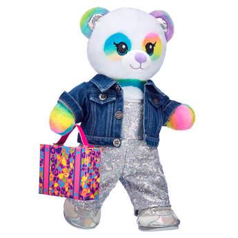 Online Exclusive Jet Set Panda Gift Set, , hi-res