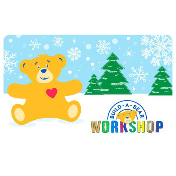 Find Build A Bear Gift Card Balance