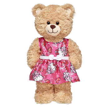 Hello Kitty Fancy Dress - Build-A-Bear Workshop®