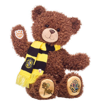 Hufflepuff House Scarf - Build-A-Bear Workshop®