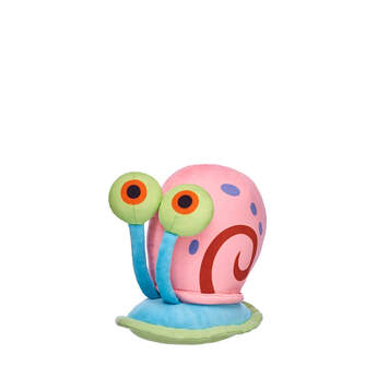Pre-Stuffed Gary the Snail - Build-A-Bear Workshop®
