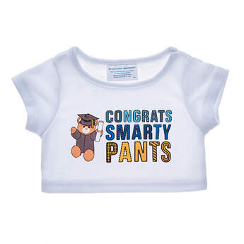 Congrats Smarty Pants T-Shirt - Build-A-Bear Workshop®