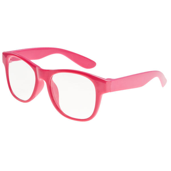 Pink Frame Glasses, , hi-res