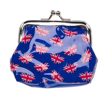 Union Jack Bear Mini Purse - Build-A-Bear Workshop®