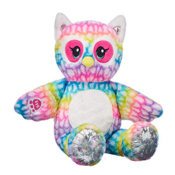 Rainbow Friends Owl - Build-A-Bear Workshop®