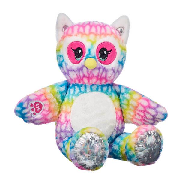 Rainbow Friends Owl - Build-A-Bear Workshop®