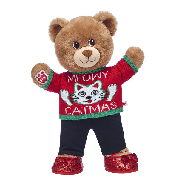 Lil' Cub Brownie Meowy Catmas Gift Set, , hi-res