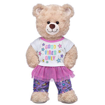 Good Vibes Only Outfit 2 pc. - Build-A-Bear Workshop®