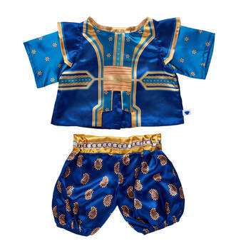 Disney Aladdin Genie Costume for Soft Toys - Build-A-Bear Workshop®