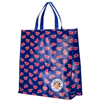 Union Jack Bear Mini Shopping Bag - Build-A-Bear Workshop®