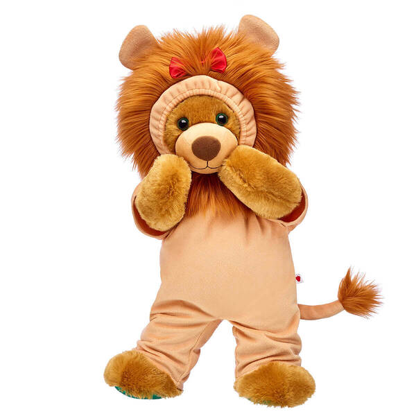 Online Exclusive The Wizard of Oz™ Bear Cowardly Lion™ Gift Set, , hi-res