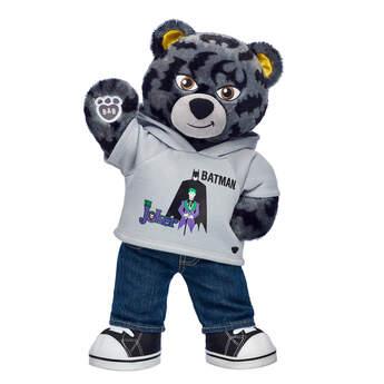80th Anniversary Batman™ Bear Hoodie Gift Set, , hi-res
