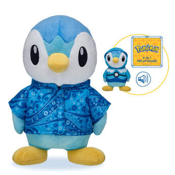 Online Exclusive Piplup Bundle, , hi-res