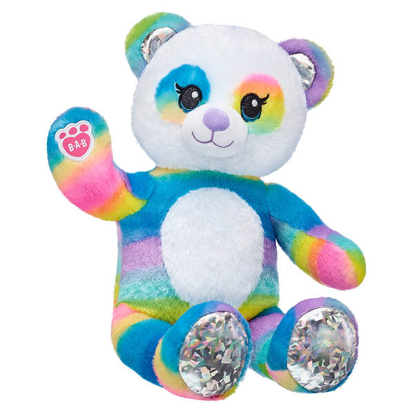 Rainbow Friends Panda - Build-A-Bear Workshop®