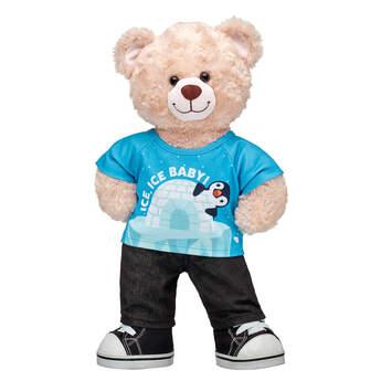 Online Exclusive Happy Hugs Teddy Ice Ice Baby Gift Set, , hi-res